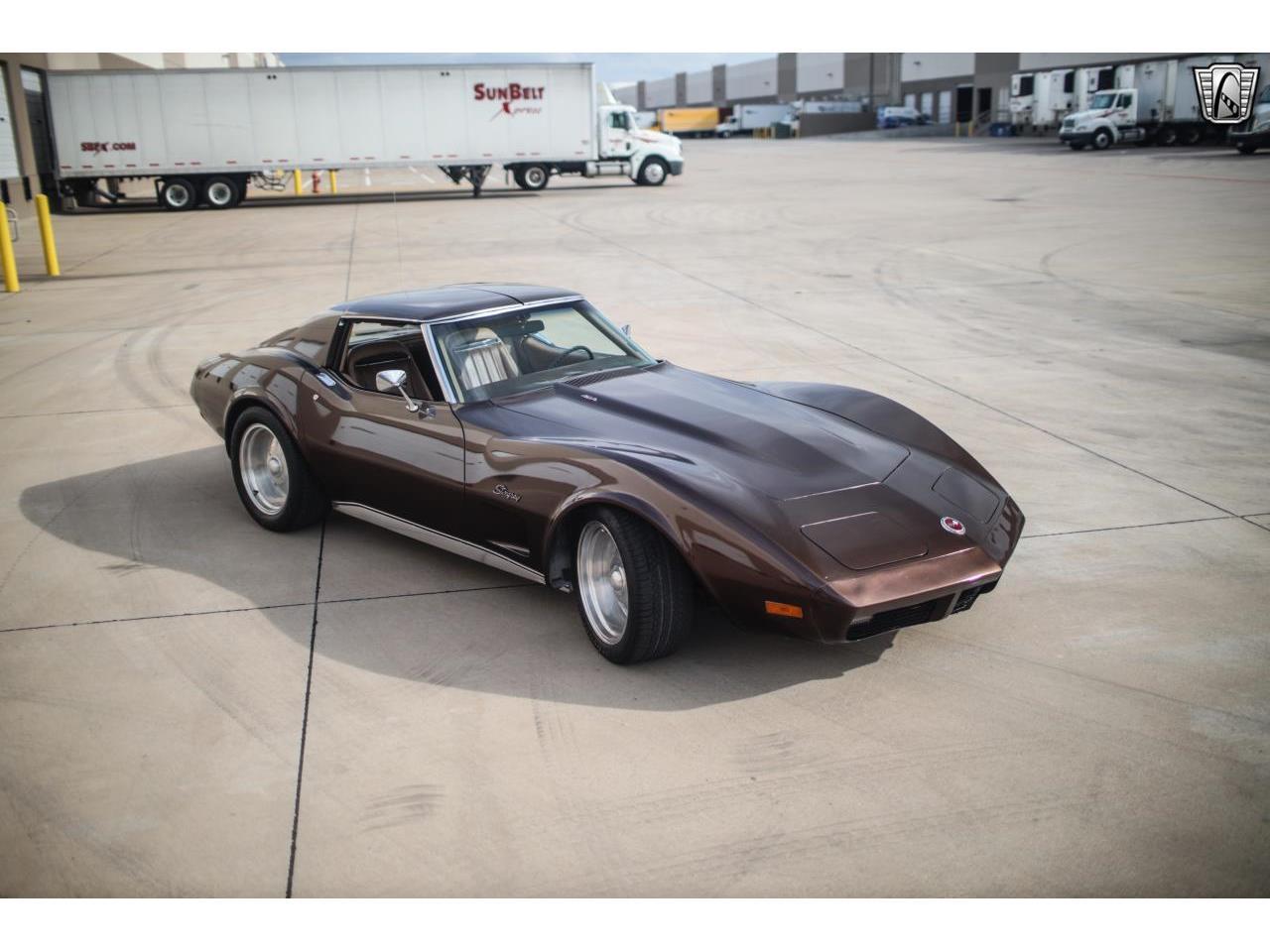 1974 Chevrolet Corvette (CC-1341271) for sale in O'Fallon, Illinois