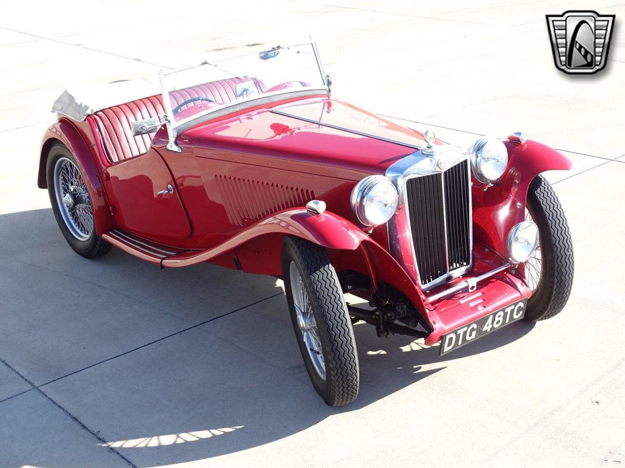 1948 MG TC (CC-1341273) for sale in O'Fallon, Illinois