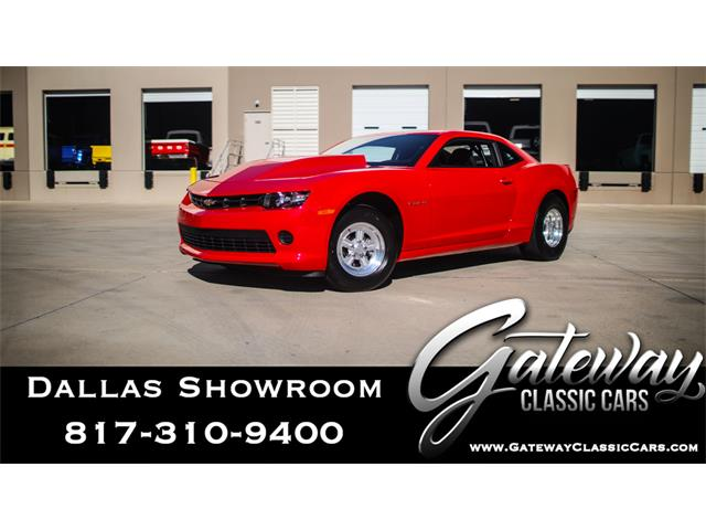 2015 Chevrolet Camaro (CC-1341280) for sale in O'Fallon, Illinois