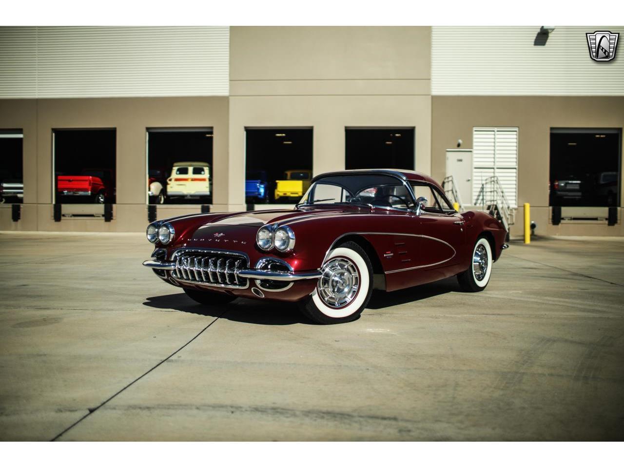 1961 Chevrolet Corvette (CC-1341296) for sale in O'Fallon, Illinois