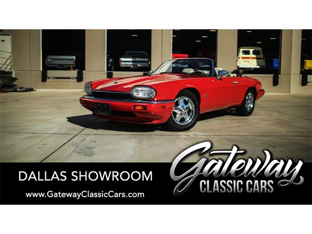 1995 Jaguar XJS (CC-1341299) for sale in O'Fallon, Illinois