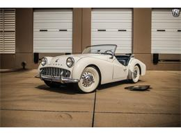 1960 Triumph TR3A (CC-1341323) for sale in O'Fallon, Illinois
