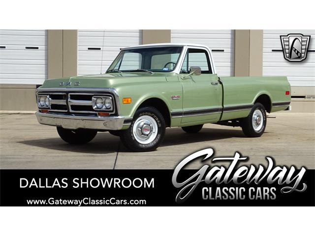 1969 GMC 1500 (CC-1341327) for sale in O'Fallon, Illinois
