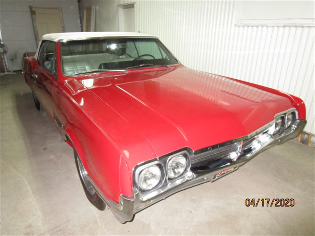 1966 Oldsmobile 442 (CC-1340133) for sale in Dodge Center, Minnesota