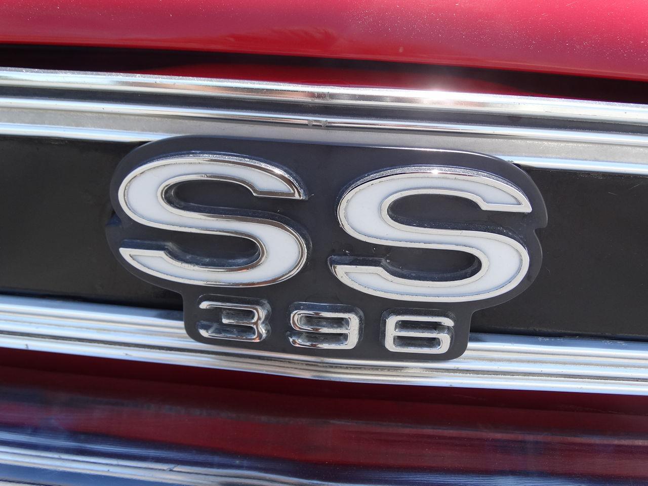 1968 Chevrolet Chevelle (CC-1341345) for sale in O'Fallon, Illinois
