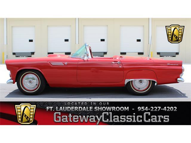1955 Ford Thunderbird (CC-1341348) for sale in O'Fallon, Illinois