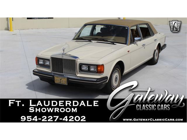 1988 Rolls-Royce Silver Spur (CC-1341364) for sale in O'Fallon, Illinois