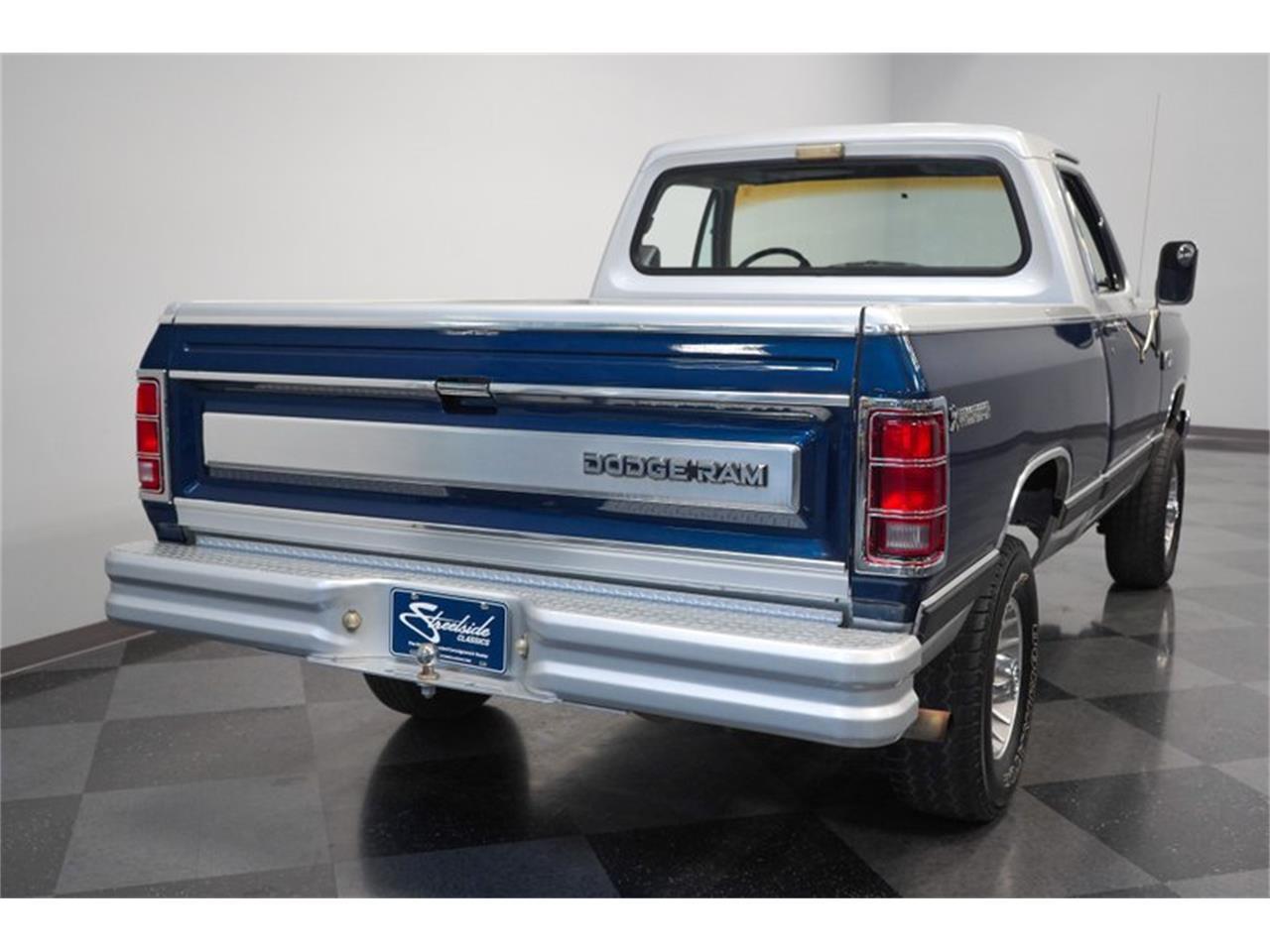 1984 Dodge Ram (CC-1340137) for sale in Mesa, Arizona