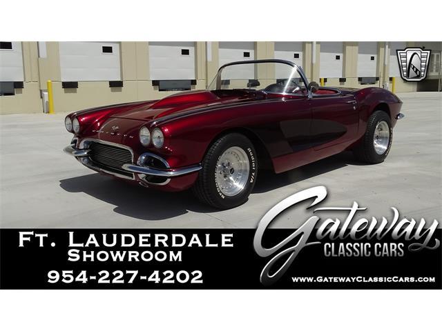 1961 Chevrolet Corvette (CC-1341377) for sale in O'Fallon, Illinois