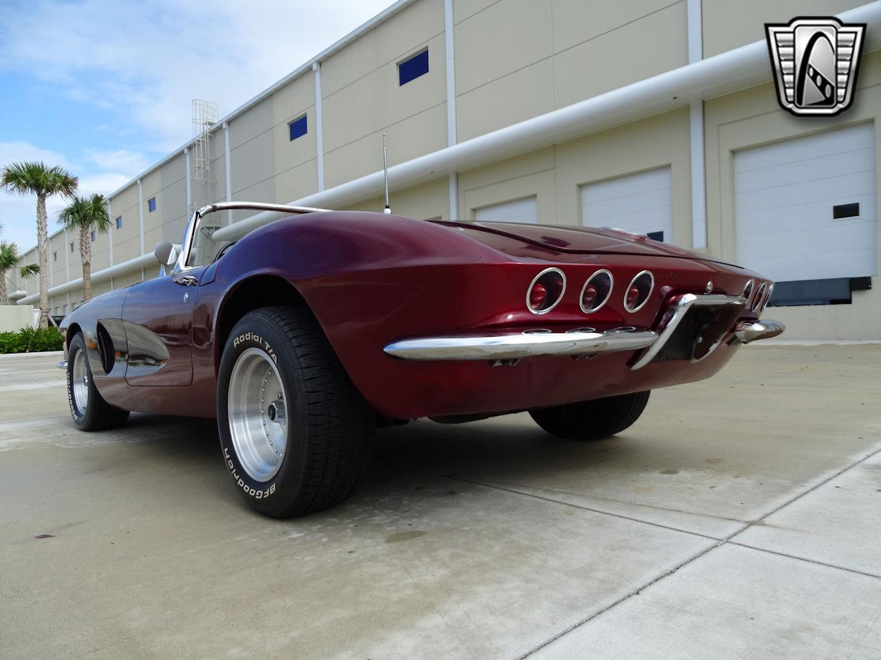 1961 Chevrolet Corvette (CC-1341377) for sale in O'Fallon, Illinois