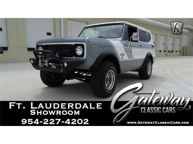1979 International Scout (CC-1341386) for sale in O'Fallon, Illinois
