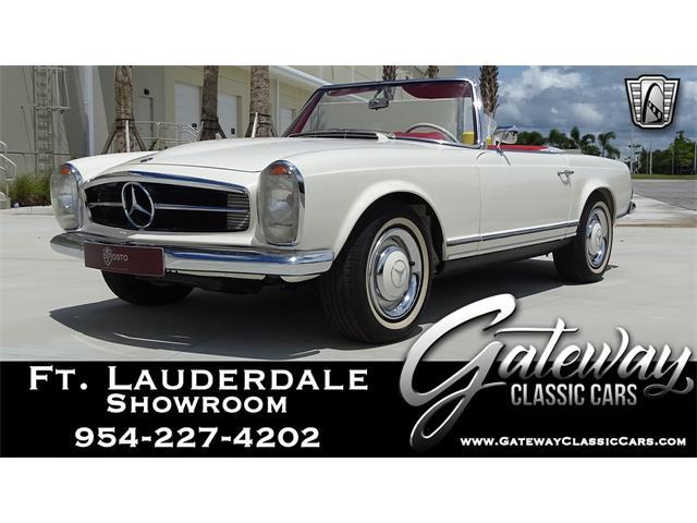 1965 Mercedes-Benz 230SL (CC-1341387) for sale in O'Fallon, Illinois