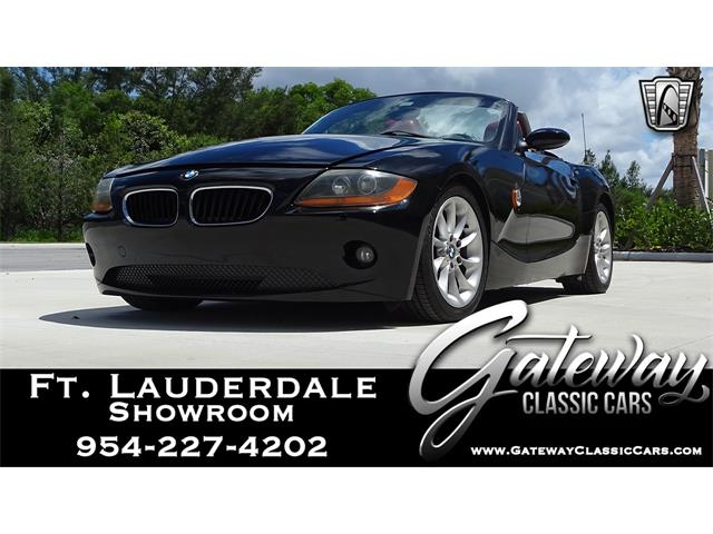 2003 BMW Z4 (CC-1341388) for sale in O'Fallon, Illinois