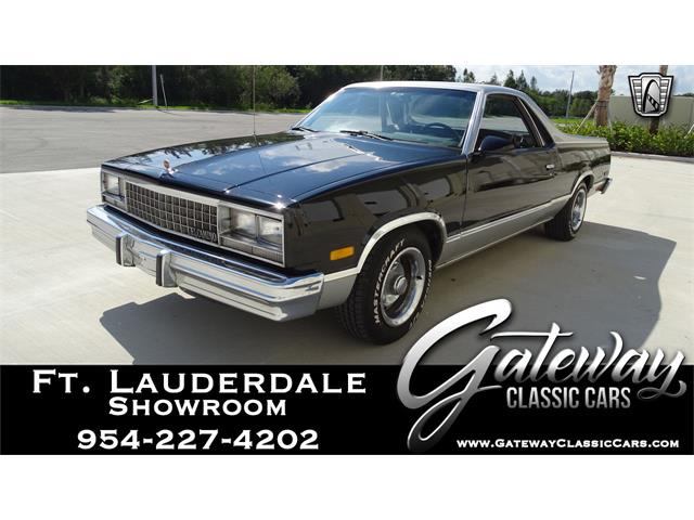 1987 Chevrolet El Camino (CC-1341390) for sale in O'Fallon, Illinois
