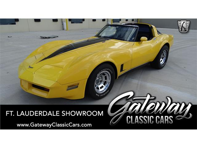 1980 Chevrolet Corvette (CC-1341404) for sale in O'Fallon, Illinois