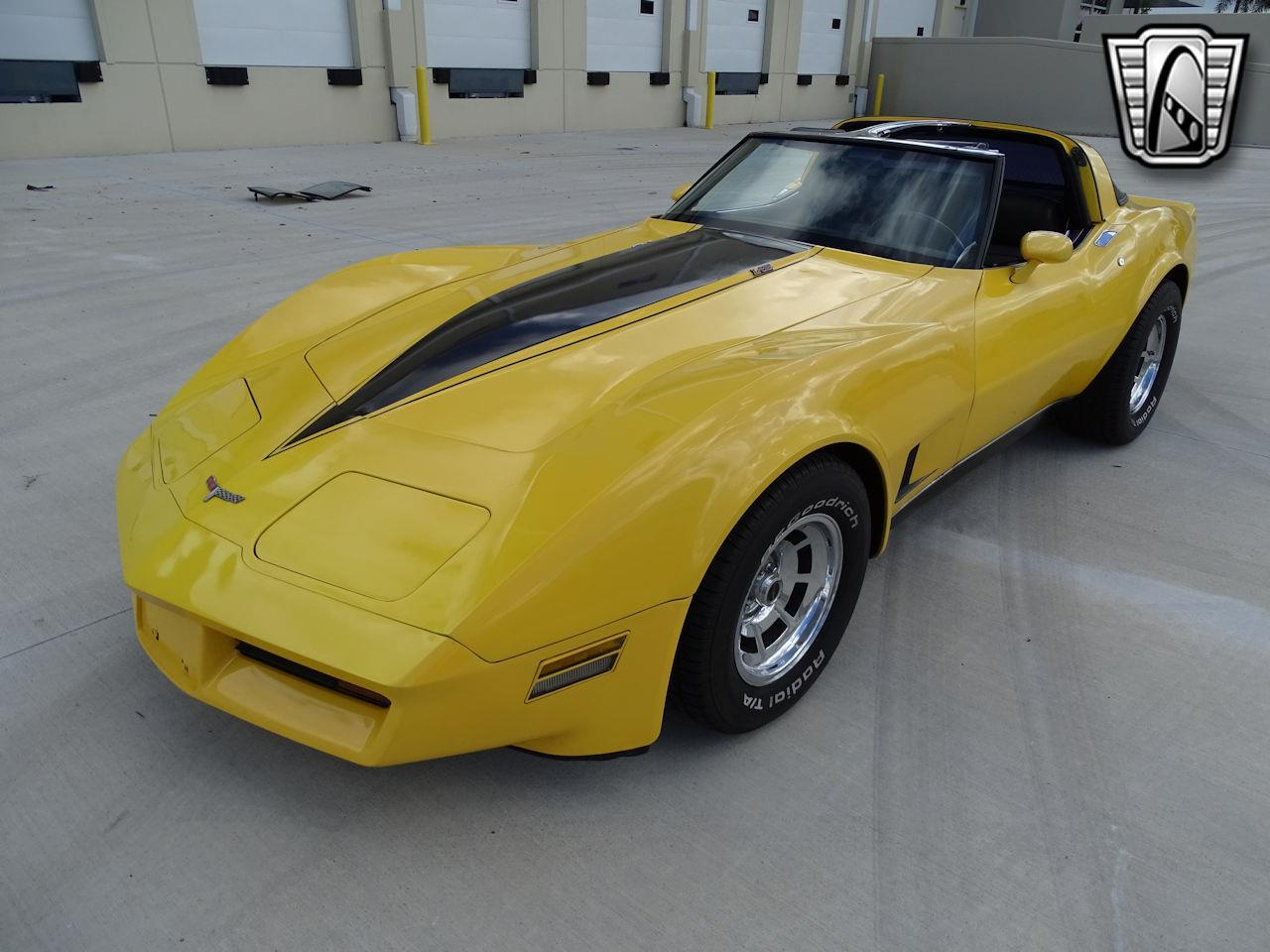 1980 Chevrolet Corvette (CC-1341404) for sale in O'Fallon, Illinois