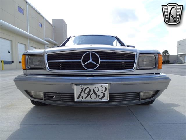 1983 Mercedes-Benz 380SEC (CC-1341413) for sale in O'Fallon, Illinois
