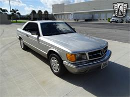 1983 Mercedes-Benz 380SEC (CC-1341413) for sale in O'Fallon, Illinois