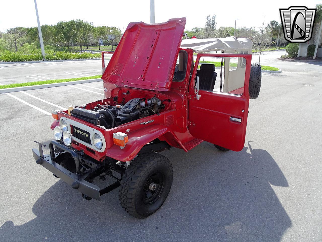 1976 Toyota Land Cruiser FJ40 (CC-1341415) for sale in O'Fallon, Illinois