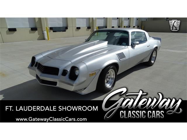 1978 Chevrolet Camaro (CC-1341429) for sale in O'Fallon, Illinois