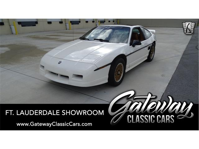 1988 Pontiac Fiero (CC-1341435) for sale in O'Fallon, Illinois
