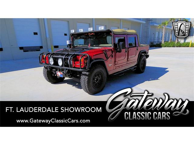 1998 Hummer H1 (CC-1341440) for sale in O'Fallon, Illinois