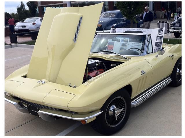 1966 Chevrolet Corvette (CC-1341455) for sale in DESTIN, Florida