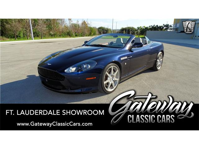 2006 Aston Martin DB9 (CC-1341462) for sale in O'Fallon, Illinois