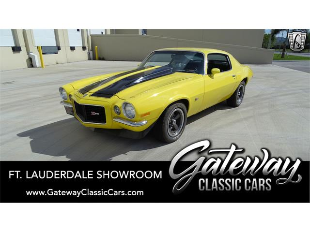1970 Chevrolet Camaro (CC-1341469) for sale in O'Fallon, Illinois