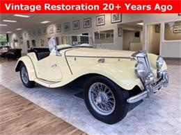 1954 MG TF (CC-1341488) for sale in Williamsburg, Virginia