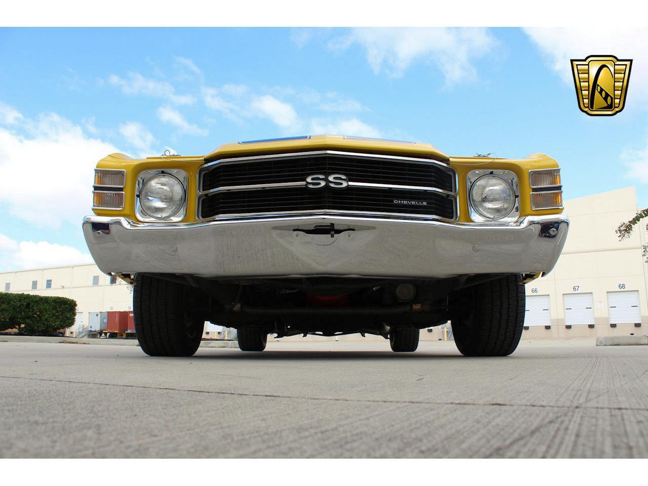 1971 Chevrolet Chevelle (CC-1341493) for sale in O'Fallon, Illinois