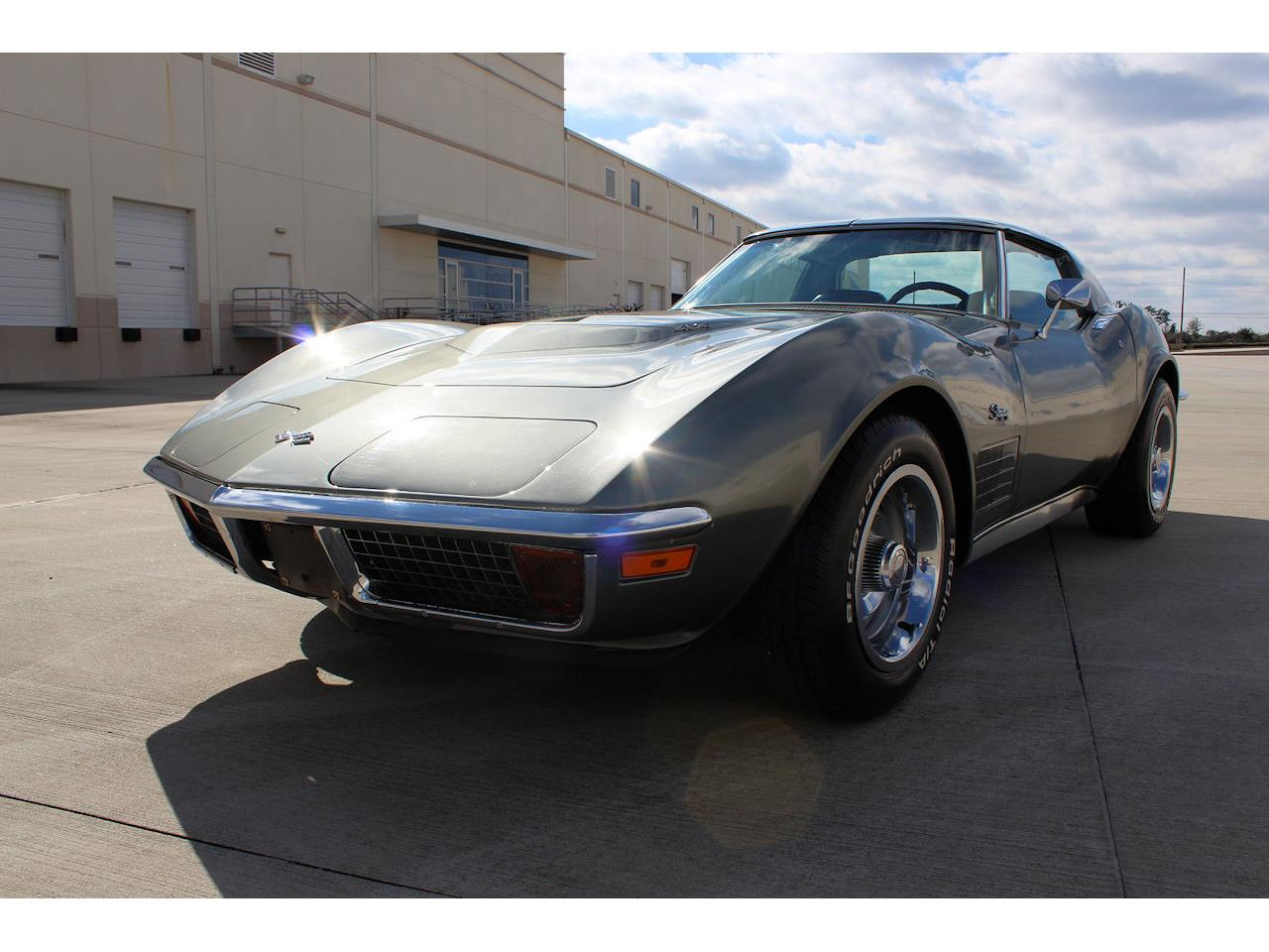 1972 Chevrolet Corvette (CC-1341498) for sale in O'Fallon, Illinois