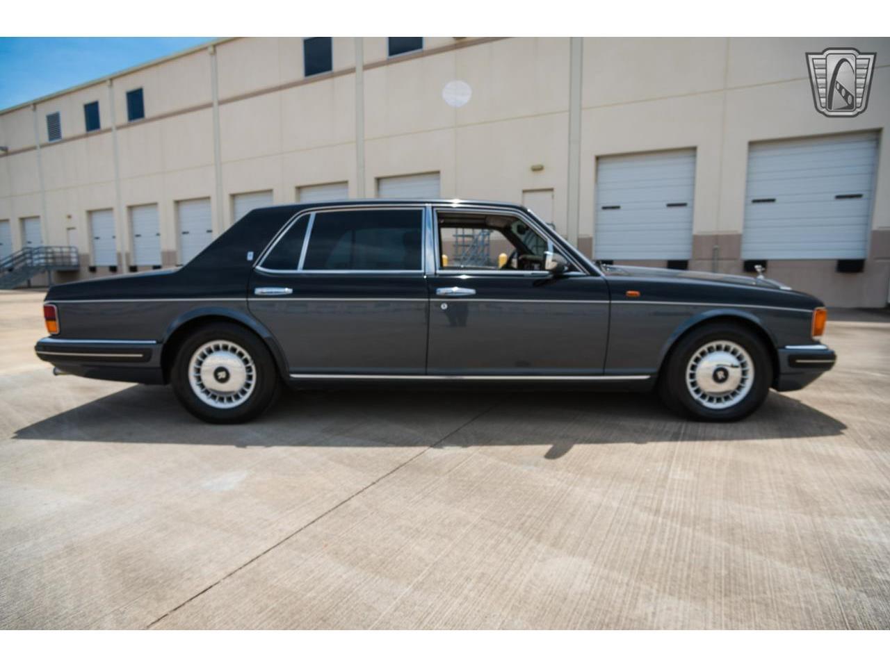 1996 Rolls-Royce Silver Spur (CC-1341504) for sale in O'Fallon, Illinois