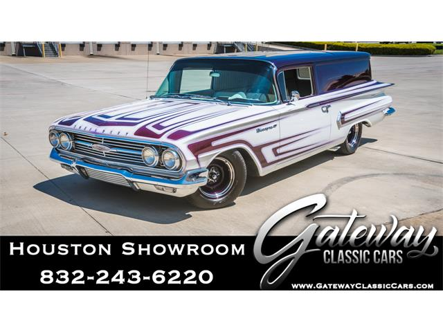 1960 Chevrolet Biscayne (CC-1341525) for sale in O'Fallon, Illinois
