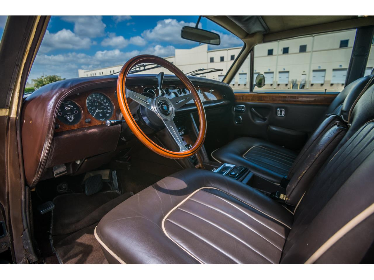 1975 Rolls-Royce Silver Shadow (CC-1341531) for sale in O'Fallon, Illinois