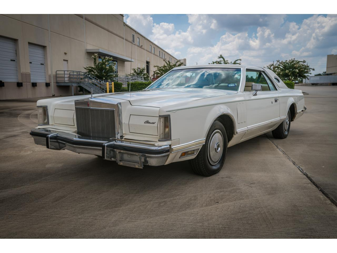 1977 Lincoln Continental (CC-1341533) for sale in O'Fallon, Illinois