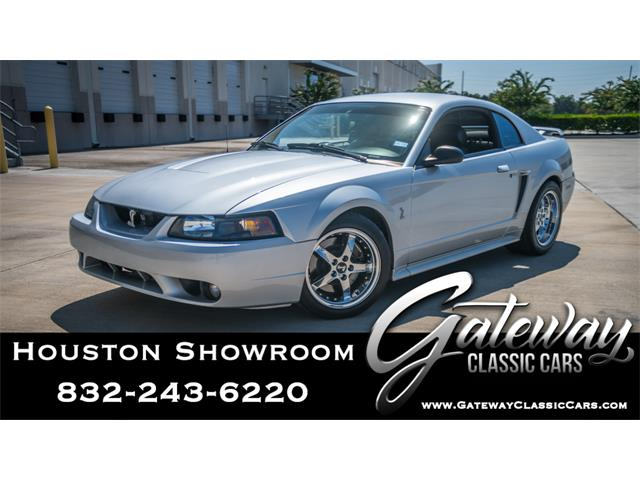 2001 Ford Mustang (CC-1341536) for sale in O'Fallon, Illinois