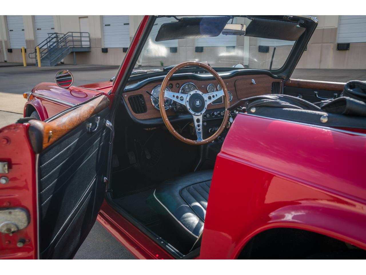 1966 Triumph TR4 (CC-1341544) for sale in O'Fallon, Illinois