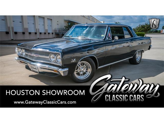 1965 Chevrolet Chevelle (CC-1341546) for sale in O'Fallon, Illinois