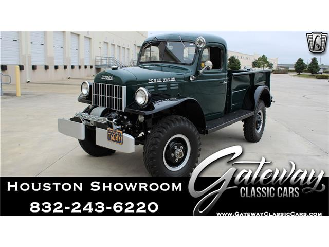 1952 Dodge Power Wagon (CC-1341565) for sale in O'Fallon, Illinois