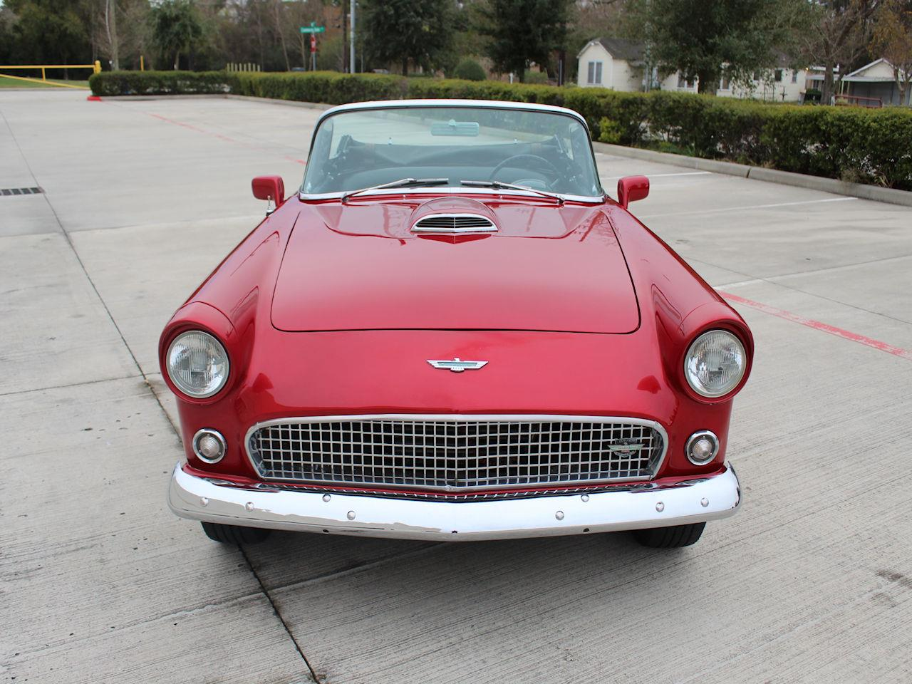 1956 Ford Thunderbird (CC-1341570) for sale in O'Fallon, Illinois