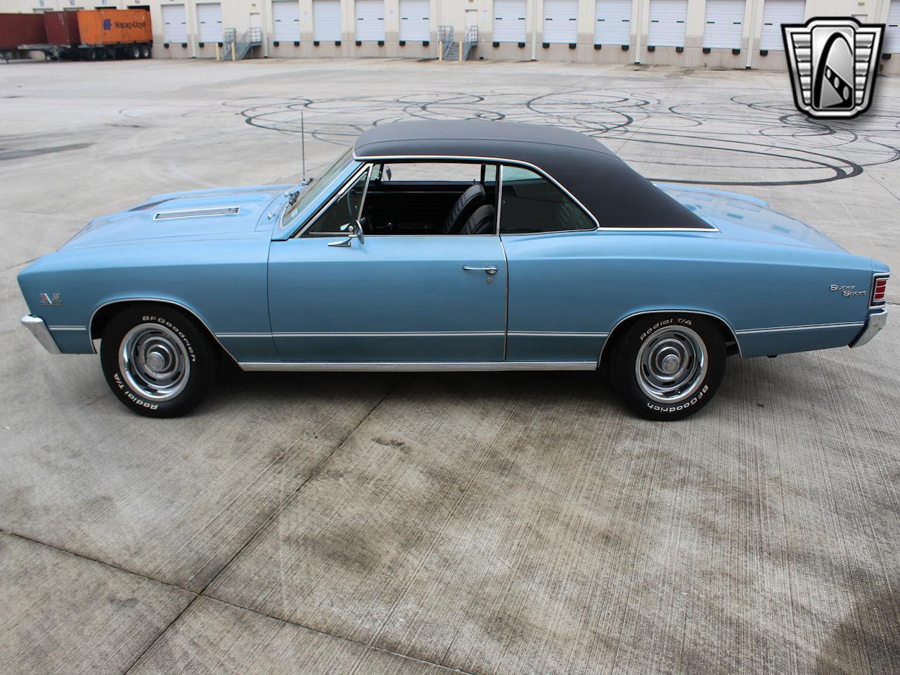 1967 Chevrolet Chevelle (CC-1341574) for sale in O'Fallon, Illinois