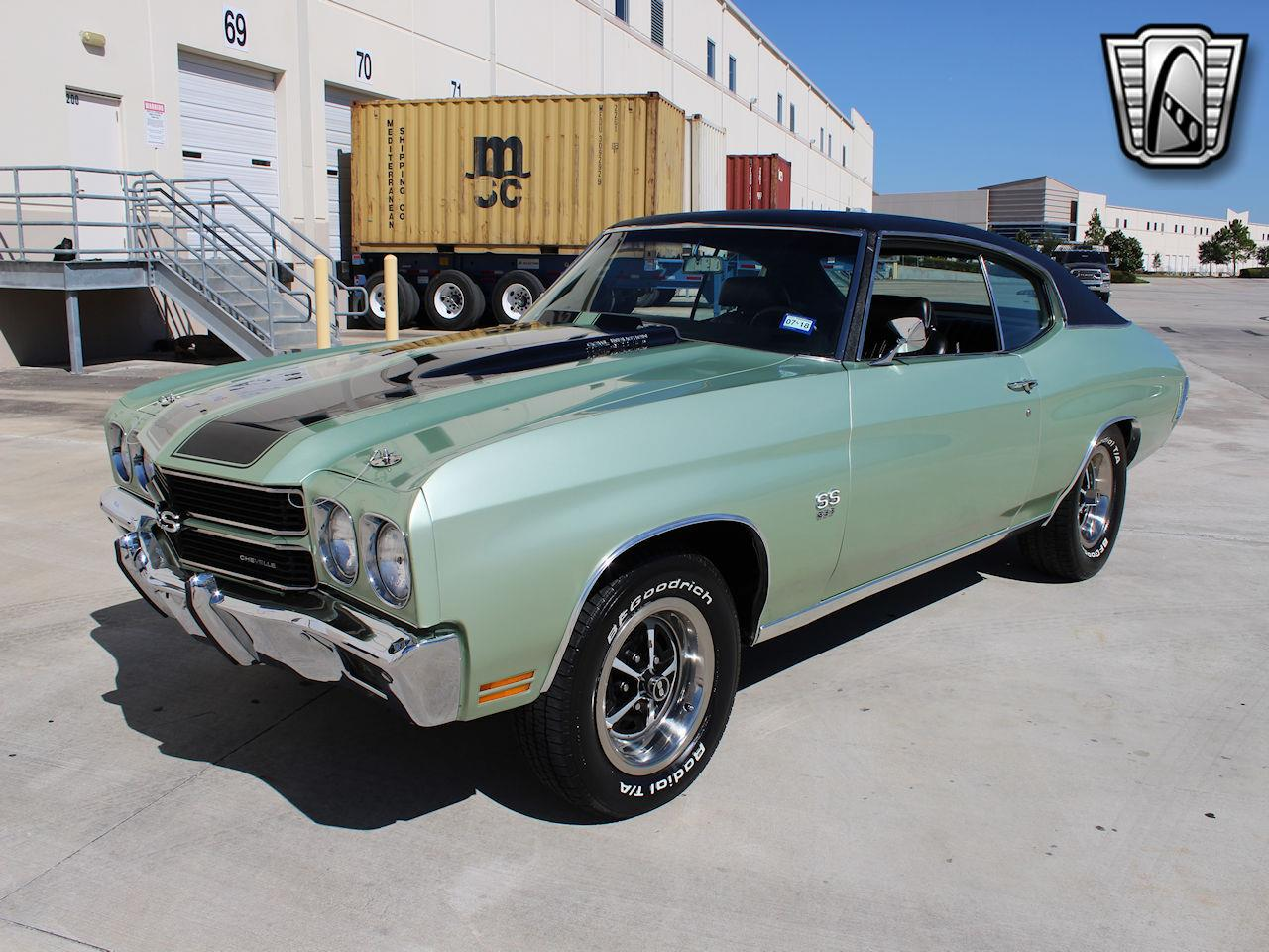 1970 Chevrolet Chevelle (CC-1341581) for sale in O'Fallon, Illinois