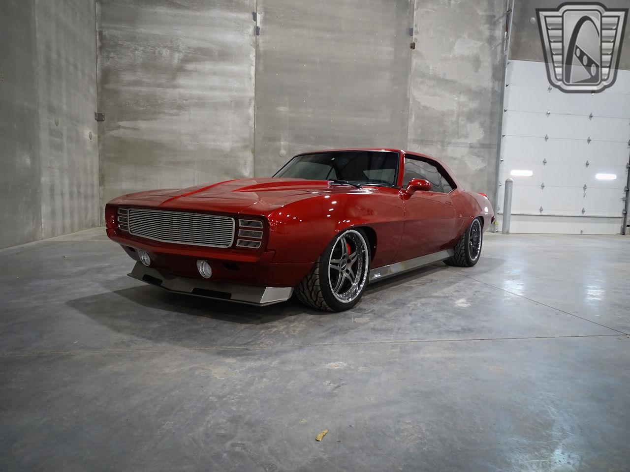 1969 Chevrolet Camaro (CC-1341605) for sale in O'Fallon, Illinois