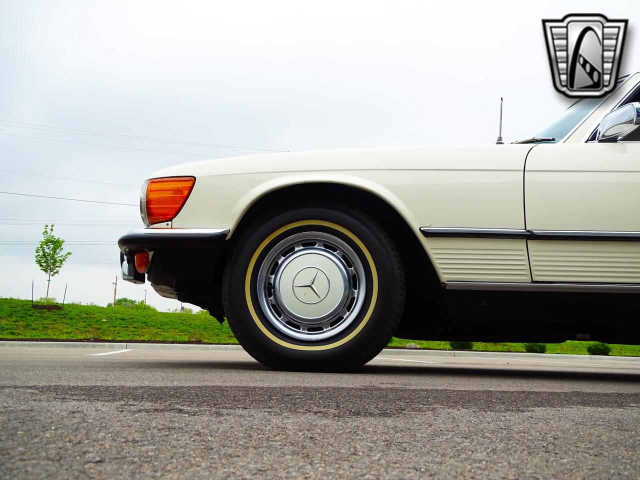 1972 Mercedes-Benz 350SL (CC-1341616) for sale in O'Fallon, Illinois