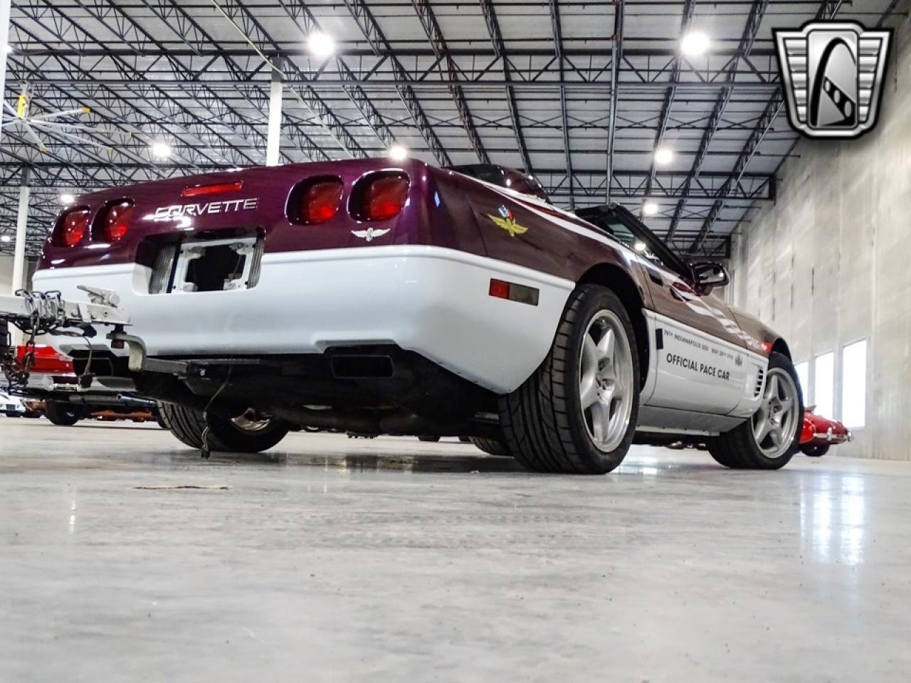 1995 Chevrolet Corvette (CC-1341618) for sale in O'Fallon, Illinois