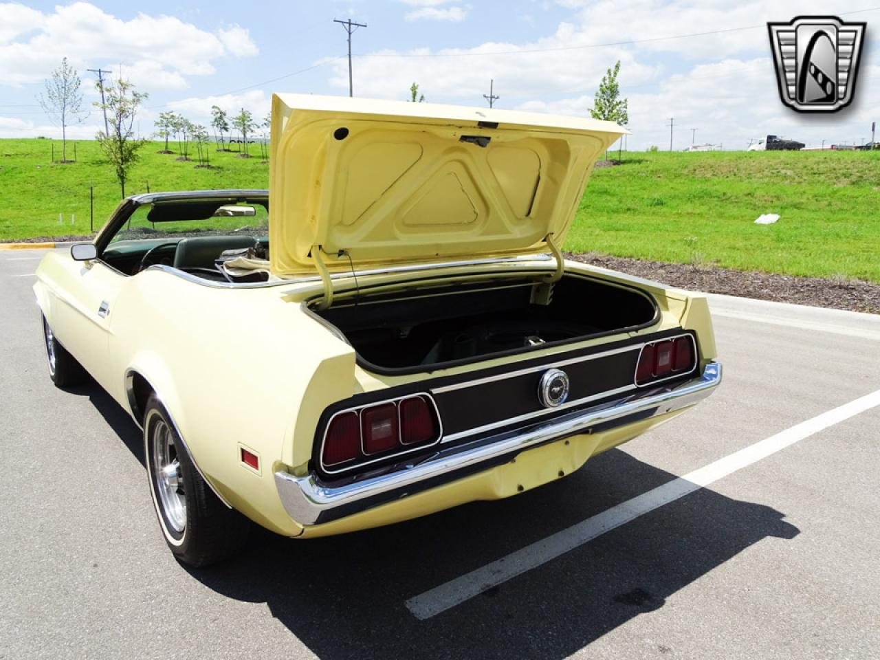 1972 Ford Mustang (CC-1341631) for sale in O'Fallon, Illinois