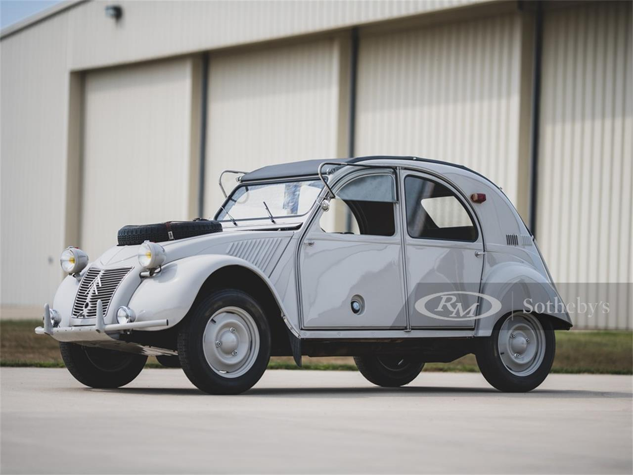 1965 Citroen 2CV (CC-1340164) for sale in Elkhart, Indiana