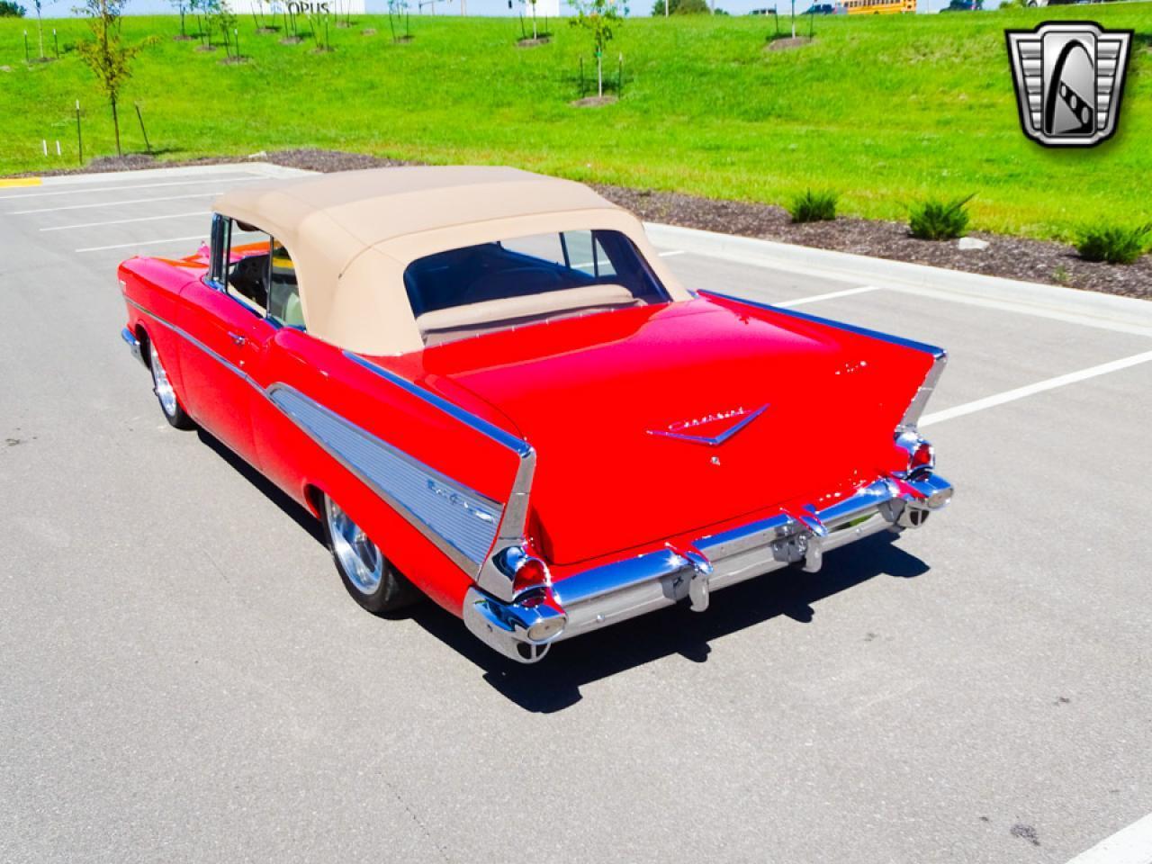 1957 Chevrolet Bel Air (CC-1341643) for sale in O'Fallon, Illinois