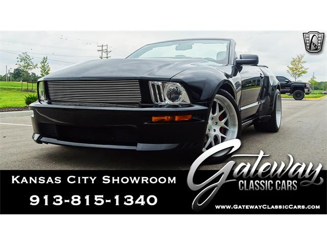 2007 Ford Mustang (CC-1341646) for sale in O'Fallon, Illinois